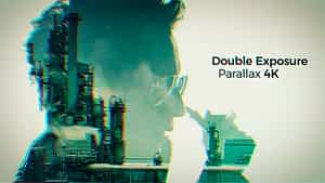 Double Exposure 4K | After Effects Project