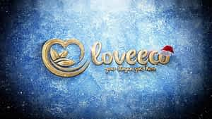 Christmas Gold Logo   After Effects Project