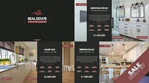 Real Estate Slideshow | After Effects Project