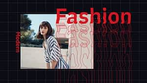 Abstract Fashion Opener After Effects Project