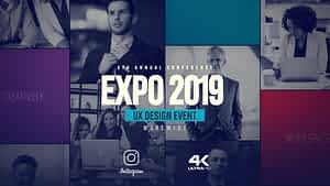 The Event Promo After Effects Project