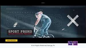 Sport Promo   After Effects Project
