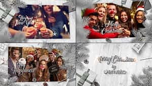 Christmas Corporate Slideshow   After Effects Project