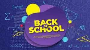 Back to School Intro Opener After Effects Project