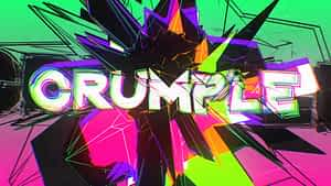 Crumple Crash Title Opener After Effects Project