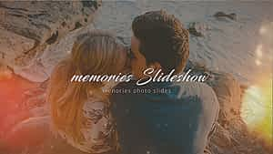 Stylish Memories Slideshow After Effects Project