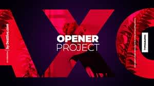 Opener Pro After Effects Project