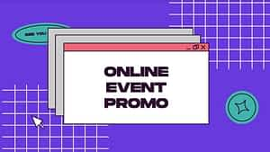 Online Event Promo | After Effects Project