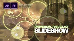 Universal Parallax Slideshow After Effects Project