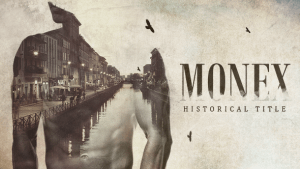 Monex Historical Title | After Effects Project
