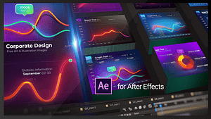 Graph Tool | Infographics Сharts Bundle | After Effects Project