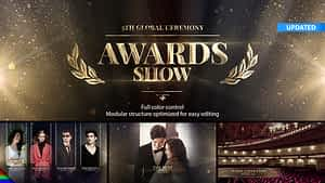 Awards After Effects Project