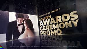Awards Golden Promo | After Effects Project