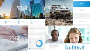 Corporate Presentation | After Effects Project
