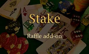 Raffle (Lottery) Add-on for Stake Casino Gaming Platform