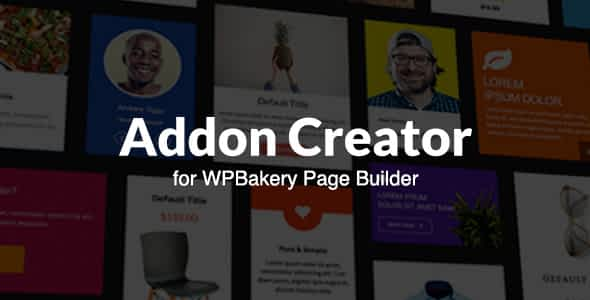 Addon Creator for WPBakery Page Builder