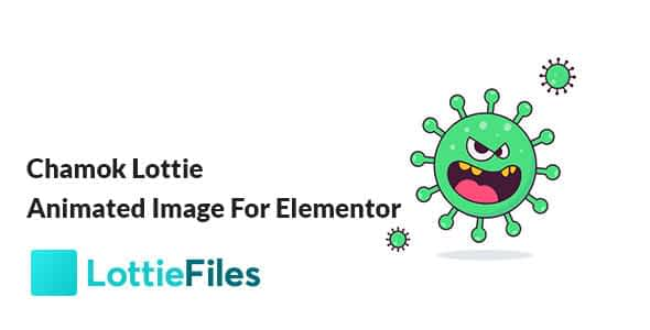 Chamok Lottie - Animated Image for Elementor Page Builder