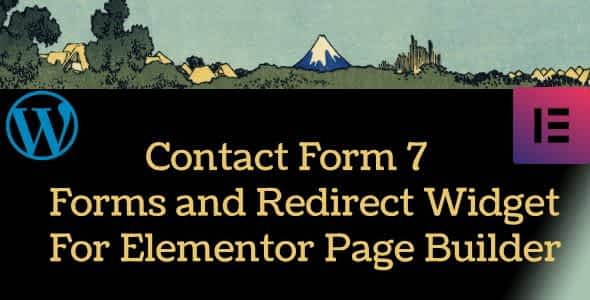 Contact Form 7 Forms and Redirect Widget For Elementor Page ...