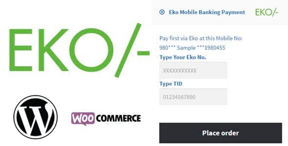 Eko Mobile Payment for WooCommerce