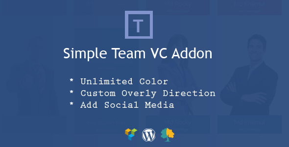 Simple Team VC Addon by Codervex