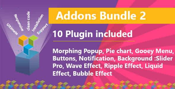 Ultimate Bundle Two for WPBakery Page Builder (formerly Visu...