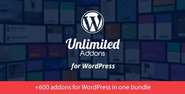 Unlimited Addons for WordPress