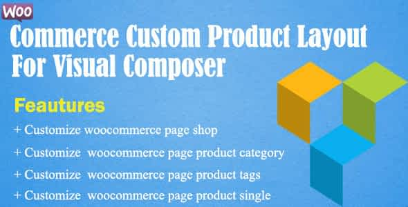 Woocommerce Customize Product Layout For WPBakery Page Build...