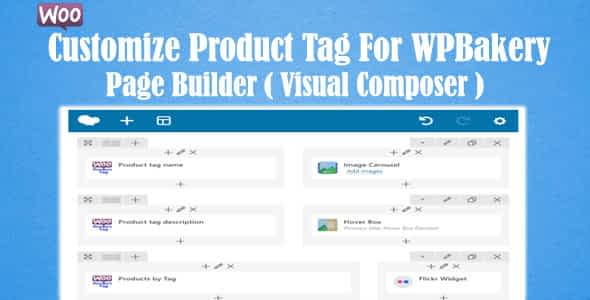 Woocommerce Customize Product Tag for WPBakery Page Builder ...