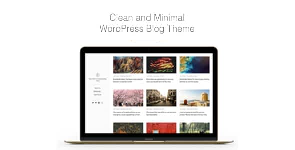 East - Clean & Minimal WordPress Blog Theme Nulled