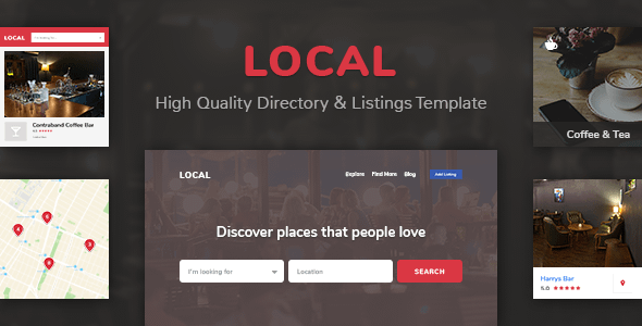 Business Directory Listing   Local Nulled