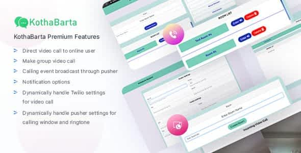 KothaBarta Chat App Nulled