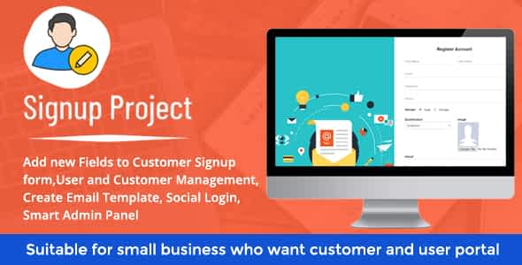 Signup Php Portal Nulled