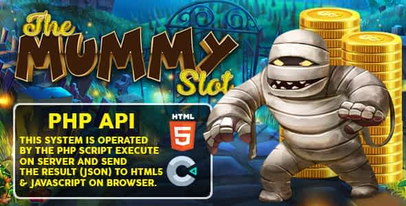 Slot Game PHP API Nulled