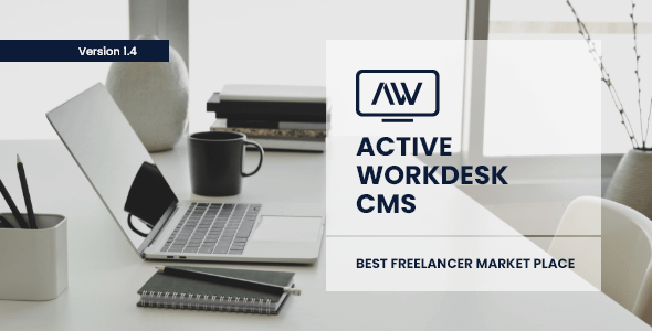 Active Workdesk CMS Nulled
