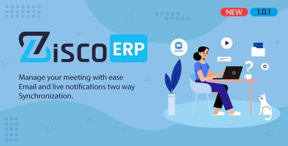 Zoom Meeting for ZiscoERP Nulled