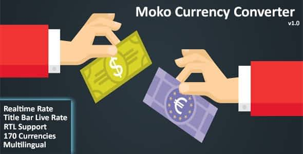 Moko Currency Converter Nulled