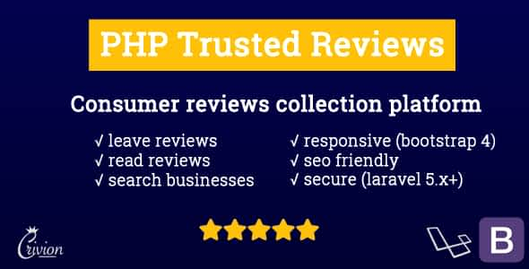 PHP Trusted Reviews Nulled