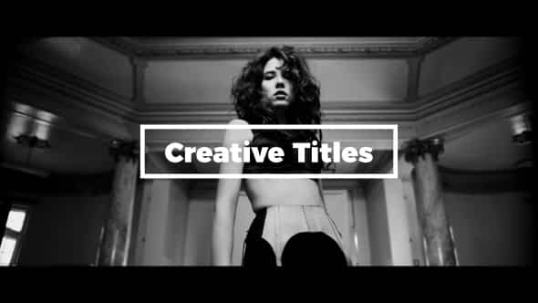 Creative Titles Free Download