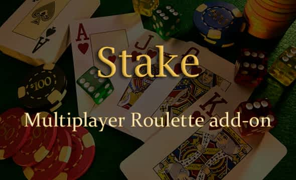 Multiplayer Roulette Add-on for Stake Casino Gaming Platform Nulled